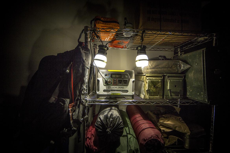 Lampka LED wisząca LIGHT-A-LIFE 350 Goal Zero