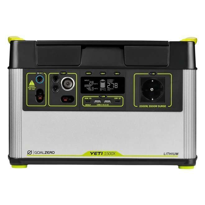 Goal Zero Mobilny i ekologiczny magazyn energii 140Ah   230V