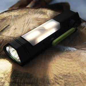 Torch 250 Lampka Latarka Power Bank (7-48h, 250 lumenów, 4400 mAh)