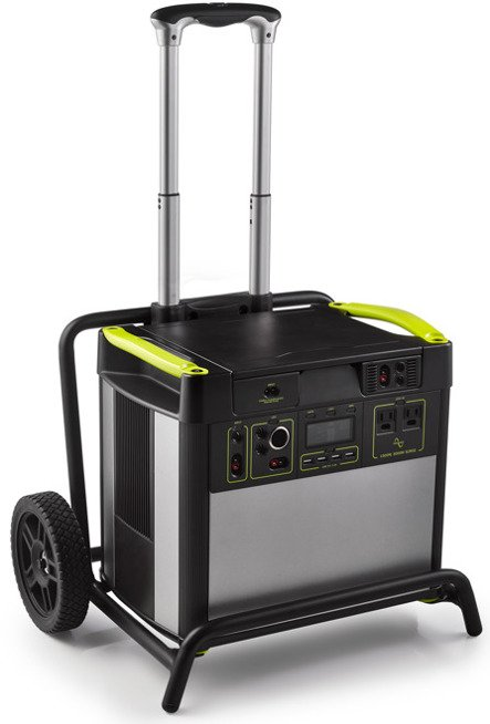 Yeti Lithium Roll Cart. Wózek dedykowany do power bank Lithium Goal Zero